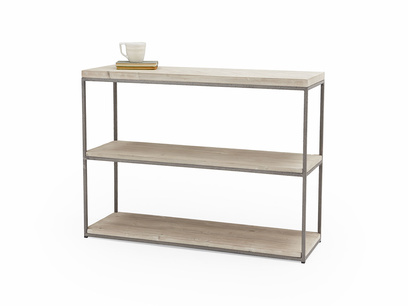 Nosy Parker console table