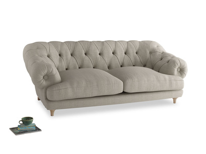 Chesterfield deep British made luxury Bagsie sofa