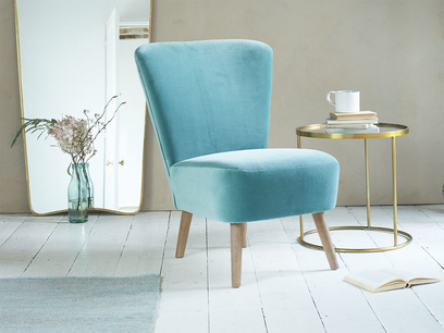 Bellini cocktail occasional bedroom chair