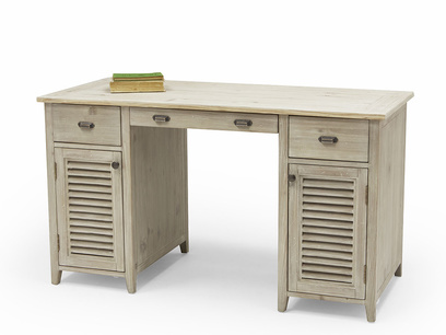 Scribble wooden writing desk