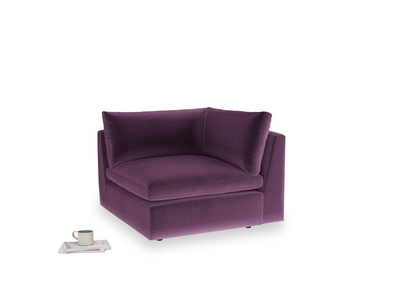Peachy Small Purple Sofas Made In Blighty Loaf Ibusinesslaw Wood Chair Design Ideas Ibusinesslaworg