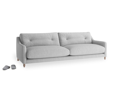 Large Slim Jim Sofa in Cobble house fabric