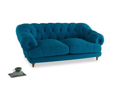 Medium Bagsie Sofa in Bermuda Brushed Cotton
