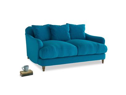 Small Achilles Sofa in Bermuda Brushed Cotton