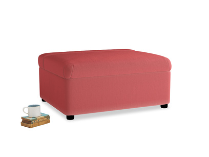 Single Bed in a Bun in Carnival Clever Deep Velvet