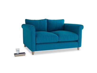 Small Weekender Sofa in Bermuda Brushed Cotton