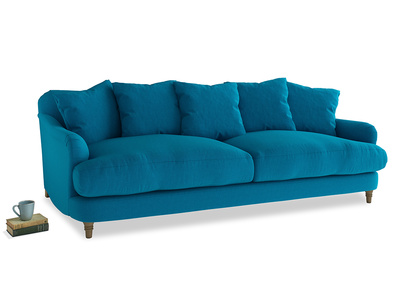 Large Achilles Sofa in Bermuda Brushed Cotton