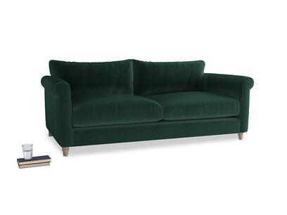 Large Weekender Sofa in Dark green Clever Velvet