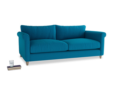 Large Weekender Sofa in Bermuda Brushed Cotton