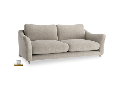 Large Pster Sofa In Birch Wool