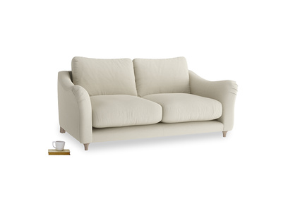 Medium Bumpster Sofa in Pale rope clever linen