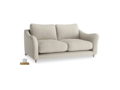 Medium Bumpster Sofa in Thatch house fabric