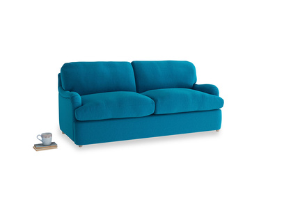 Medium Jonesy Sofa Bed in Bermuda Brushed Cotton