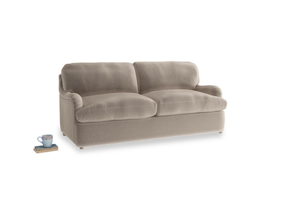 Medium Jonesy Sofa Bed in Fawn clever velvet