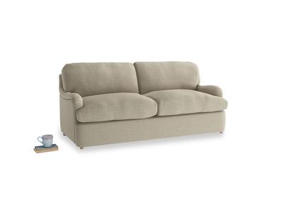 Medium Jonesy Sofa Bed in Jute vintage linen