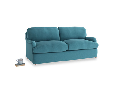 Medium Jonesy Sofa Bed in Lido Brushed Cotton