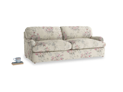 Large Jonesy Sofa Bed in Pink vintage rose
