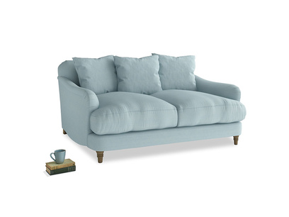 Small Achilles Sofa in Powder Blue Clever Softie