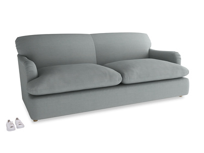 Large Pudding Sofa Bed in Armadillo Clever Softie