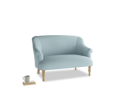 Small Sweetie Sofa in Powder Blue Clever Softie