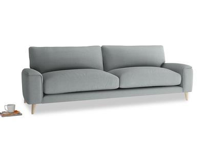 Large Strudel Sofa in Armadillo Clever Softie