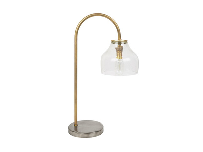 Cowbell Table Lamp
