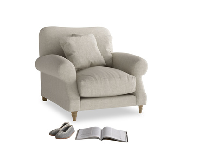 Beautiful Crumpet luxury armchair