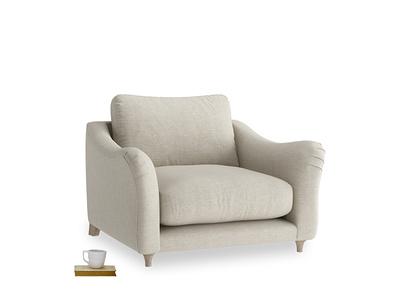 Bumpster modern love seat