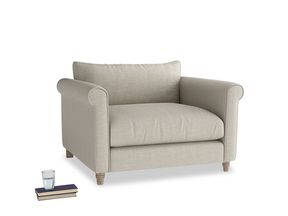 Weekend cuddle chair love seat