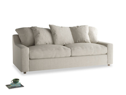 Cloud sofa bed comfy and deep seated sofa with built in double bed