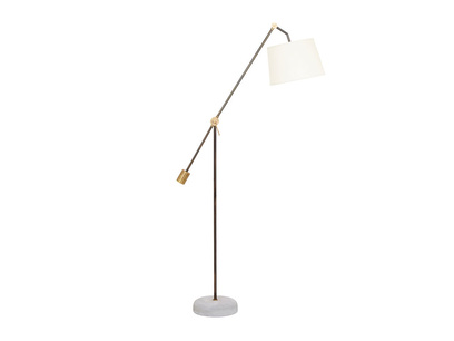 Bruges hand made contemporary floor lamp