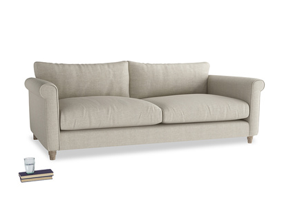 Extra large Weekender Sofa in Thatch house fabric