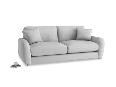 Medium Easy Squeeze Sofa in Cobble house fabric