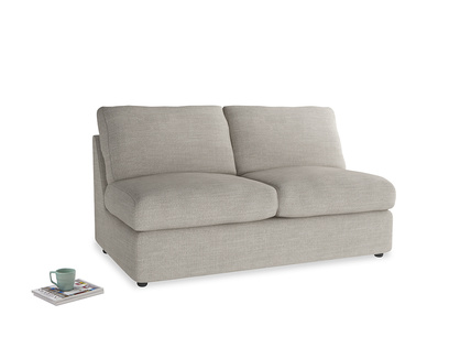 Chatnap Storage Sofa in Grey Daybreak Clever Laundered Linen