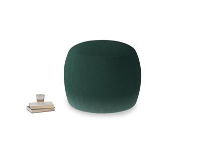 Little Cheese in Dark green Clever Velvet
