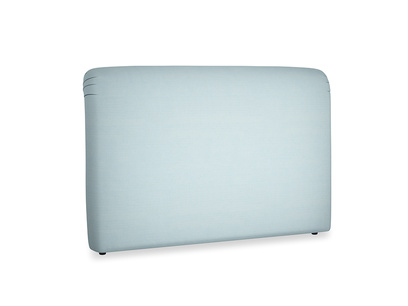 Superking Cookie Headboard in Powder Blue Clever Softie