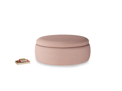 Pot Pie in Tuscan Pink Clever Softie