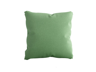 Classic Scatter in Clean green Brushed Cotton