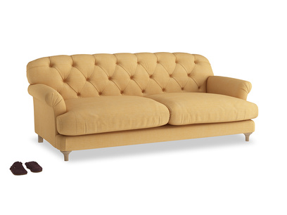 Large Truffle Sofa in Honeycomb Clever Softie