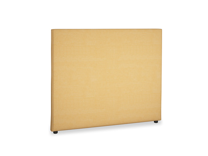 Double Piper Headboard in Honeycomb Clever Softie