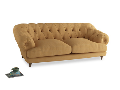 Large Bagsie Sofa in Honeycomb Clever Softie