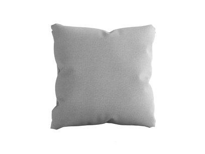 Classic Scatter in Magnesium washed cotton linen