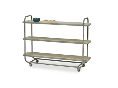 Side Busboy shelves