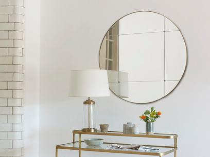 Woogie mirror