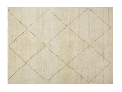 Habib Natural Handknotted Rug
