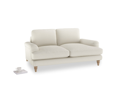 Small Cinema Sofa in Chalky White Clever Softie