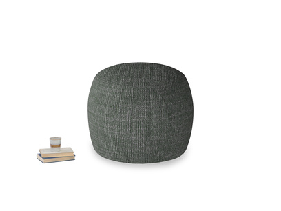 Little Cheese in Pencil Grey Clever Laundered Linen