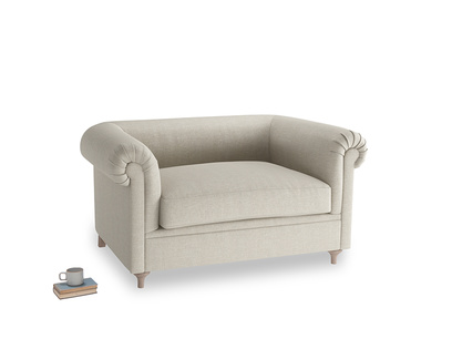 Thatch House Fabric Humble Bum Love seat