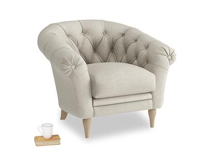 Thatch House Fabric Tubbie Chair