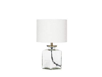 Marmalade Table Lamp with Natural Hessian shade